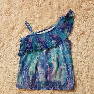 Girls Justice top size 8